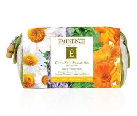 Eminence Calm Skin Starter Set Package