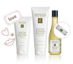 Eminence Valentines Day Massage Kit