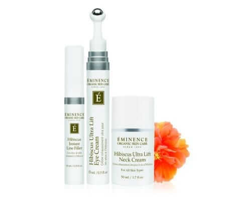Age Corrective Ultra Collection Eminence Hibiscus Ultra Lift Neck Cream