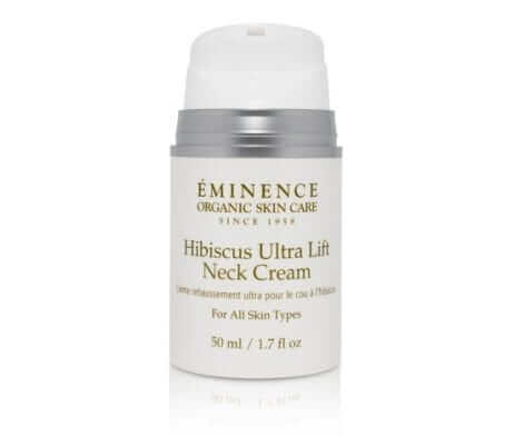 Eminence Hibiscus Ultra Lift Neck Cream Open