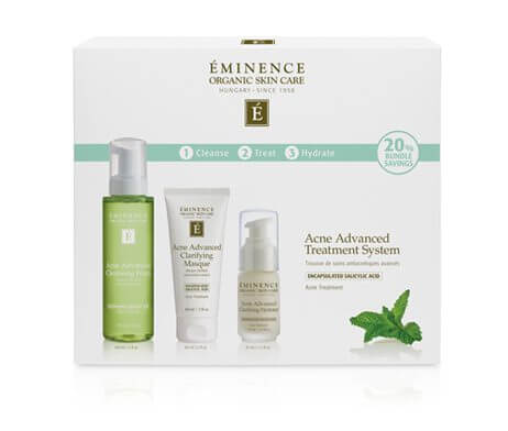 Eminence Eminence Organics Acne Advanced Treatment System