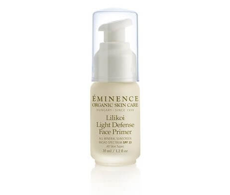 Eminence Organics Lilikoi Light Defense Face Primer