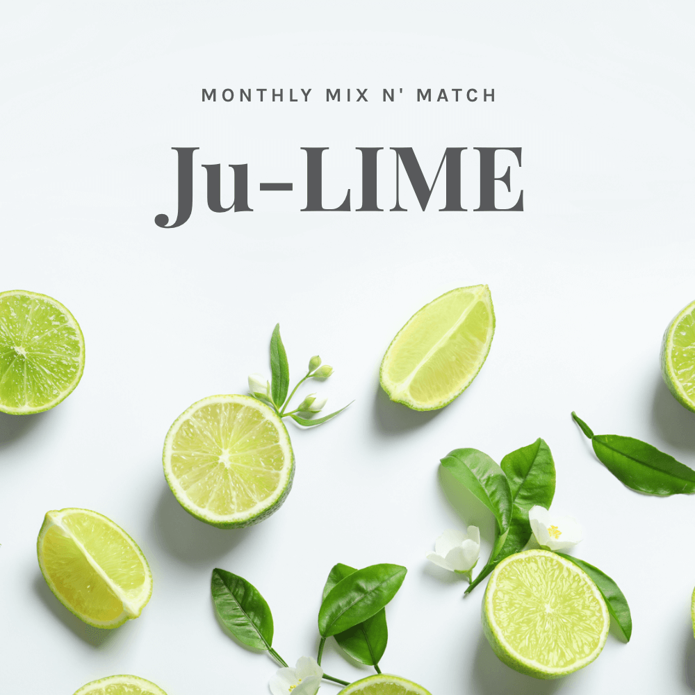 Ju-LIME Monthly Mix N' Match