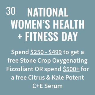 National Women's Health + Fitness Day