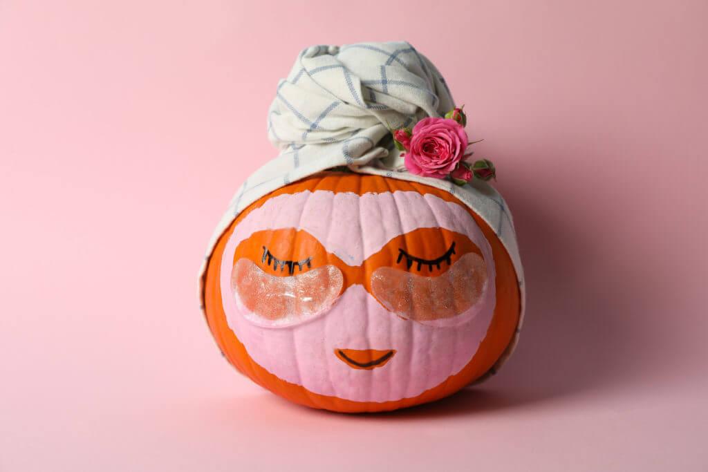 Pumpkin-Facial